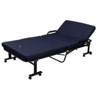 【折りたたみベッド】アイリスオーヤマ エアリーマットレス付きリクライニングベッド OTB-ARH(シングルサイズ)