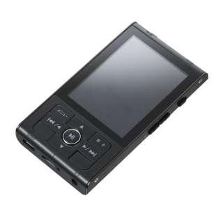 デジタルオーディオプレーヤー GHKANART8BK ブラック [8GB]