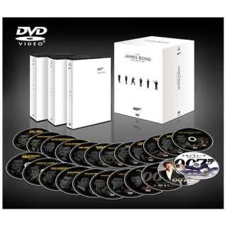 007 コレクターズDVD-BOX 初回生産限定 【DVD】