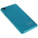 UPQ Phone A01 ブルー・バイ・グリーン 「UPQPHONEA01BG」 Android 5.1・4.5型・メモリ/ストレージ: 1GB/8GB microSIMx2 SIMフリースマートフォン