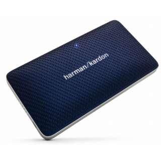 HKESQUIREMINIBLUE ブルートゥース スピーカー ESQUIRE MINI ブルー [Bluetooth対応]