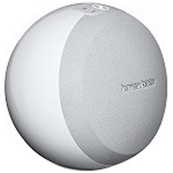 HKOMNI10WHTJN ブルートゥース スピーカー OMNI 10 ホワイト [Bluetooth対応 /Wi-Fi対応]