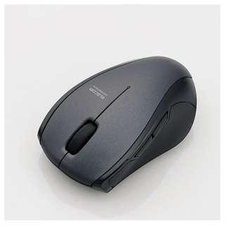 M-BT16BBSBK マウス M-BT16BBSシリーズ ブラック  [BlueLED /5ボタン /Bluetooth /無線(ワイヤレス)]