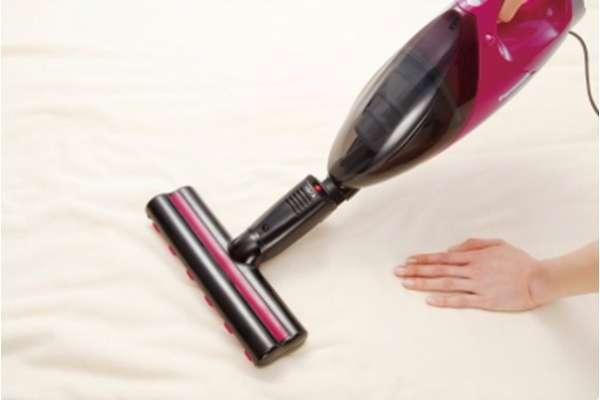 布団クリーナーの選びのポイント 掃除方法で選ぶ