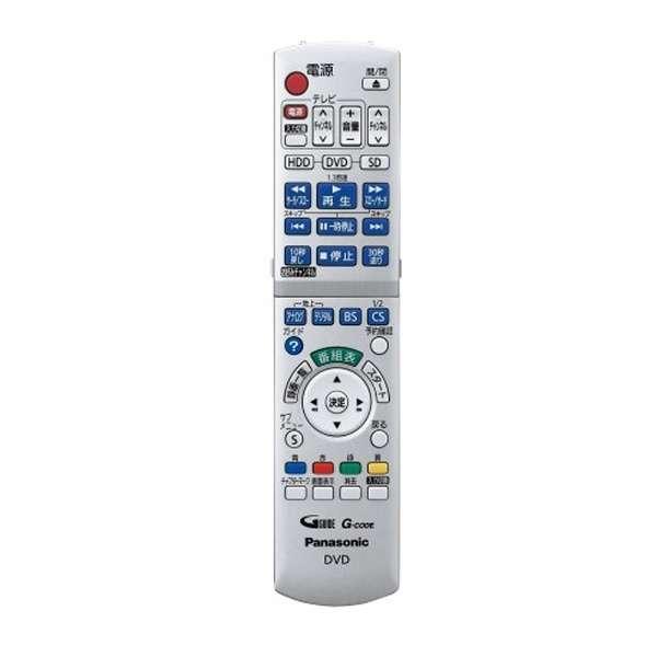 純正BD/DVDレコーダー用リモコン N2QAYB000348