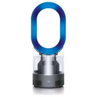 DCモーター搭載 リモコン付加湿器 Dyson Hygienic Mist アイアン/サテンブルー MF01IB [超音波式]