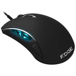 EGJ-101 ゲーミングマウス EDGE ブラック  [光学式 /11ボタン /USB /有線]