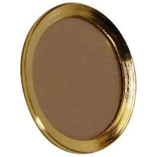 iPhone/iPad対応 指紋認証機能付きホームボタンカバー ゴールド BKS-HBIP01-GOG