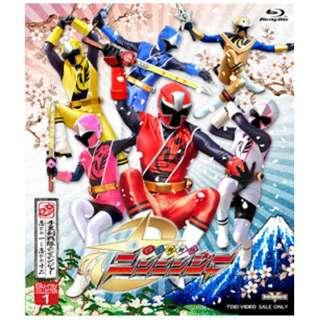手裏剣戦隊ニンニンジャー Blu-ray COLLECTION 1 【ブルーレイ ソフト】