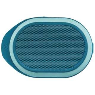 PSP-BTS3GR ブルートゥース スピーカー グリーン [Bluetooth対応 /防水]