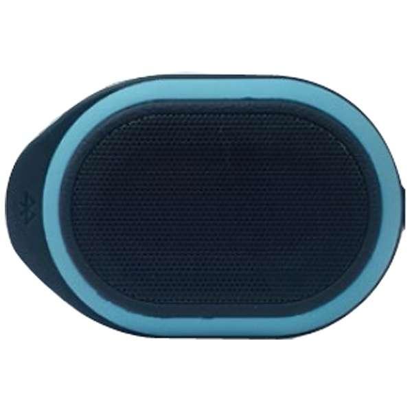 PSP-BTS3BL ブルートゥース スピーカー ブルー [Bluetooth対応 /防水]