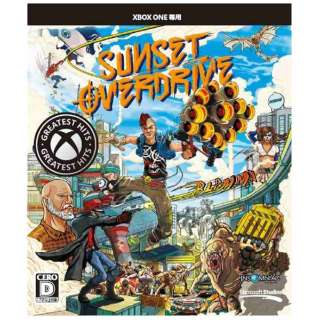 Sunset Overdrive(Greatest Hits)【Xbox Oneゲームソフト】
