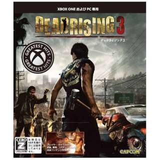 Dead Rising 3(Greatest Hits)【Xbox Oneゲームソフト】