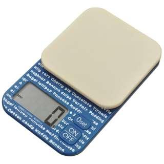 デジタルスケール (2.0kg) KS-920BL ブルー