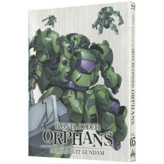 機動戦士ガンダム 鉄血のオルフェンズ 5 特装限定版 【ブルーレイ ソフト】