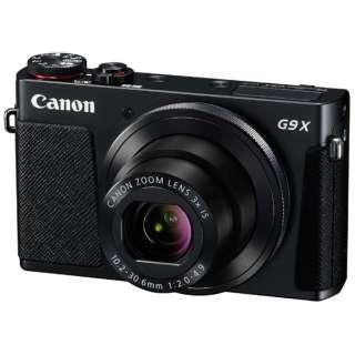 PSG9X コンパクトデジタルカメラ PowerShot(パワーショット) ブラック