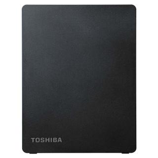 TOSHIBA CANVIO DESKシリーズ ブラック HD-EF20TK