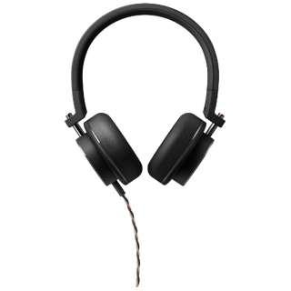 ヘッドホン 黒 H500MB [リモコン・マイク対応 /φ3.5mm ミニプラグ /ハイレゾ対応]