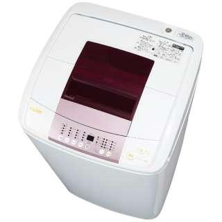 JW-KD55B-W 全自動洗濯機 Think Series ホワイト [洗濯5.5kg /乾燥機能無 /上開き]