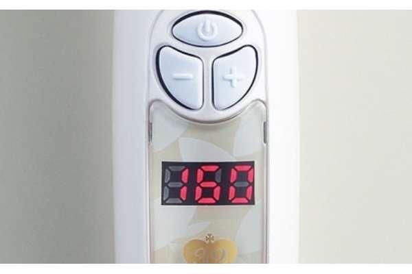 メンズ向けのヘアアイロンの選び方 温度調節機能