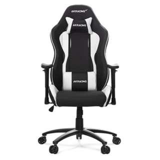 AKR-NITRO-WHITE ゲーミングチェア Nitro Gaming Chair ホワイト
