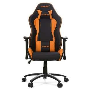 AKR-NITRO-ORANGE ゲーミングチェア Nitro Gaming Chair オレンジ