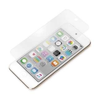iPod touch 5G&6G用 液晶保護フィルム(アンチグレア抗菌バブルブロック) PGIT6BB02