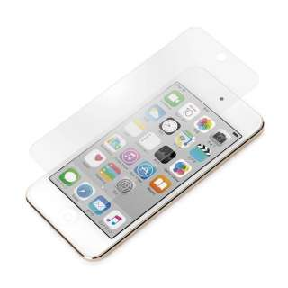 iPod touch5G&6G用 液晶保護フィルム(アンチグレア衝撃吸収) PGIT6SF05