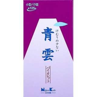 青雲バイオレット小型バラ125G〔ろうそく・線香〕
