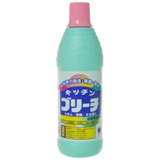 キッチンブリーチ 600ml〔キッチン用洗剤〕