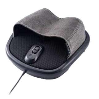 家庭用電気マッサージ器 エアもみフットマッサージャー TOR(トール) グレー AX-HXT172gr