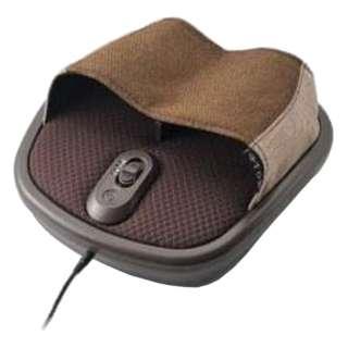 家庭用電気マッサージ器 エアもみフットマッサージャー TOR(トール) ブラウン AX-HXT172br