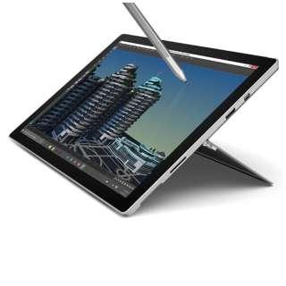 Surface Pro 4[12.3型 /SSD:128GB/メモリ:4GB/IntelCore i5/シルバー/2015年11月モデル]CR5-00014 Windowsタブレット サーフェスプロ4