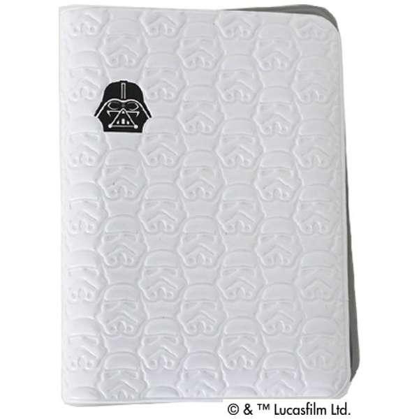 HAPI+TAS(ハピタス)パスポートケース(小) ≪HAP7021≫ STAR WARS スター・ウォーズ SW1 トルーパーホワイト