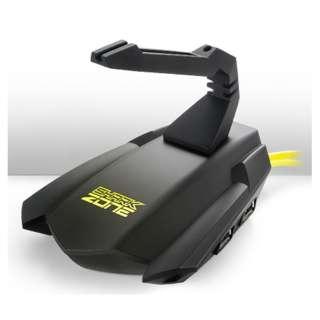 ゲーミングマウス用 ゲーミングバンジーハブ SHARK ZONE MB10 ブラック SZMB10