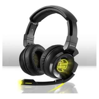 SZH40 ヘッドセット ブラック [φ3.5mmミニプラグ /両耳 /ヘッドバンドタイプ]