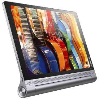 ZA0F0065JP Androidタブレット YOGA Tab 3 Pro 10 プーマブラック [10.1型ワイド /ストレージ:32GB /Wi-Fiモデル]