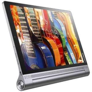 【LTE対応 SIMフリー】Android 5.1タブレット[10.1型・フラッシュメモリ 32GB] YOGA Tab 3 Pro 10 プーマブラック ZA0N0020JP (2015年冬モデル) ZA0N0020JP プーマブラック [10.1型ワイド /ストレージ:32GB /SIMフリーモデル]