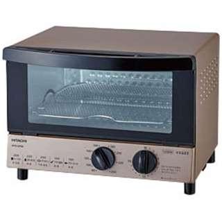 HTO-CF50 オーブントースター シャンパンゴールド