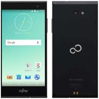 arrows M02 ブラック「FARM06006」 Android 5.1・5型・メモリ/ストレージ: 2GB/16GB nanoSIMx1 SIMフリースマートフォン