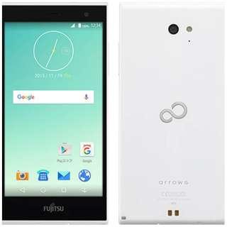 arrows M02 ホワイト「FARM06007」 Android 5.1・5型・メモリ/ストレージ: 2GB/16GB nanoSIMx1 SIMフリースマートフォン