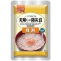 UAAおいしい防災食 鮭粥