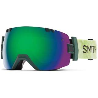 SMITH I/O X(Vagabond/Green Sol-X Mirror、Red Sensor Mirror)