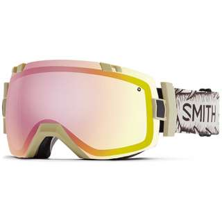 SMITH I/O X(Wise Stone Throw/Photochromic Red Sensor[調光]、Clear)
