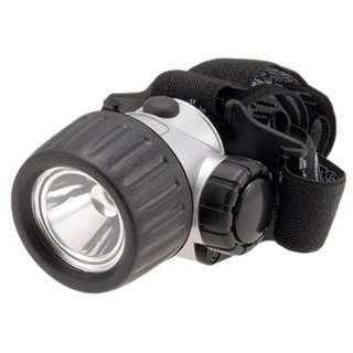 CS-10P ヘッドライト [LED /単4乾電池×3]