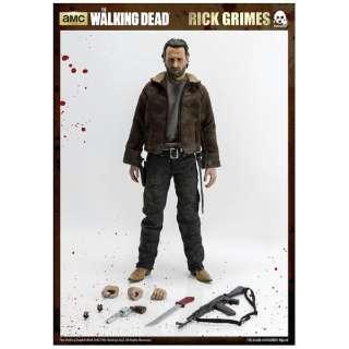 塗装済み可動フィギュア 1/6 THE WALKING DEAD Rick Grimes(リック・グライムズ)