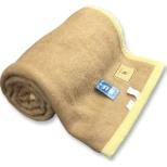 キャメル毛布(ダブルサイズ/180×210cm)