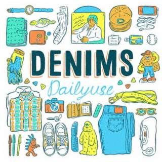 DENIMS/ Daily use 【CD】