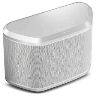 WX-030 WiFiスピーカー ホワイト [Bluetooth対応 /Wi-Fi対応]