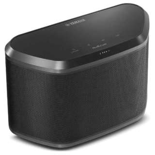 WX-030 WiFiスピーカー ブラック [Bluetooth対応 /Wi-Fi対応]